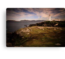 Fanad Head Lighthouse - Donegal Ireland Canvas Print