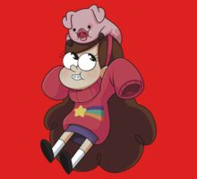 Gravity Falls - Mabel Kids Clothes