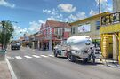 Gas delivery in Bay Street - Downtown Nassau, The Bahamas by 242Digital