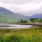 Cove near Invershiel, Scotland by triciamary