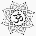 om lotus by artvagabond