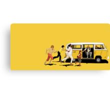 Little Miss Sunshine Canvas Print