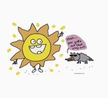 Mole vs Sun  by Ollie Brock