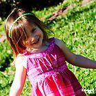 My lil girl by Kajungurl