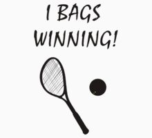 I Bags Winning! - Squash by Brother-Rhogar