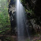 Curtain Falls by DavesPhoto