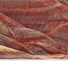 Painted Hills, Oregon  by franceshelen