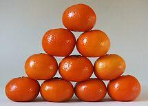 The Satsuma Pyramid by Yampimon