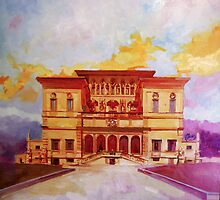 Villa Borghese by giorgiusmiron