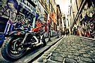 Hosier Lane 2 by Shari Mattox