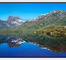 Reflected Majesty, Cradle Mountain TAS by Chris Munn