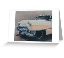 Cadillac study Greeting Card