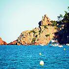 Theoule sur mer - Cote d'azur - France by GUNN-PHOTOS