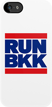 RUN BKK THAI FLAG by iloveisaan