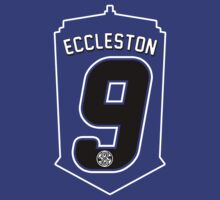 Gallifrey United #9 Eccleston by zerobriant
