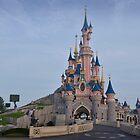 Sleeping Beauty's Castle by JohnYoung
