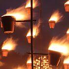 Flaming Pots, Milton Keynes, England, UK * by Justin Mitchell