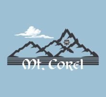 Mt. Corel by machmigo