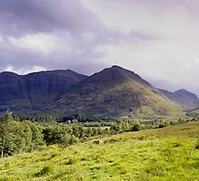 Glencoe by mikebov