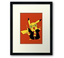 The New Kid in Gryffindor Framed Print