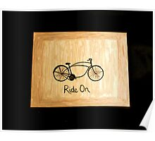 Ride On Poster