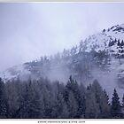 misty mountain by kippis