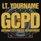 Custom Gotham Police - EXAMPLE ONLY - SEE DESCRIPTION by CallsignShirts