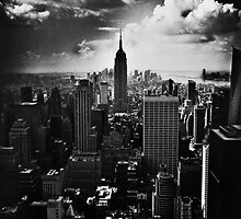 Empire State Building by Nickfree1