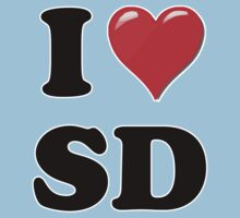 I Heart / Love SD by HighDesign