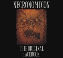 Necronomicon The Original Facebook. by Raymond Doyle