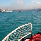Sailing the Bosphorus by ccr358