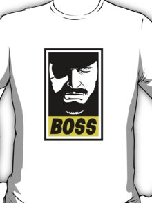 Obey the Boss T-Shirt