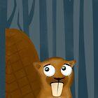 Beaver by makoshark