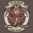 To the Moon by Wooden