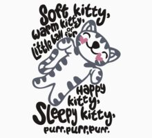 Soft Kitty Hearts T-Shirt