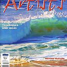 Artist's Palette Issue 114 Cover by Carole Elliott