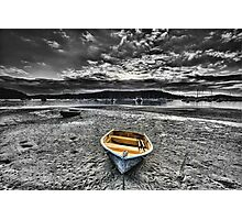 When The Tide Goes Out Photographic Print