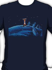 Guybrush went bone hunting T-Shirt