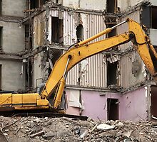 excavator by mrivserg