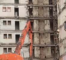 building demolition by mrivserg