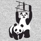 WWF Panda TLC by axletee