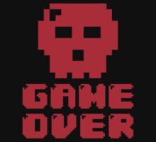 GAME OVER by Cheesybee