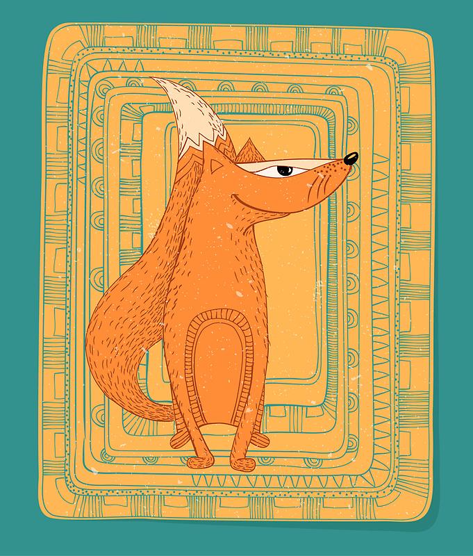 The Fox by mmedusssa