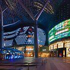 Singapore by night 6 by Adri  Padmos