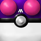 Master Ball by Margybear