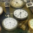 Vintage Pocket Watches by Susan Savad