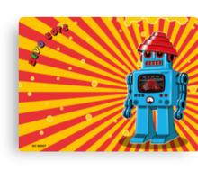 Devo Bots 002 Canvas Print