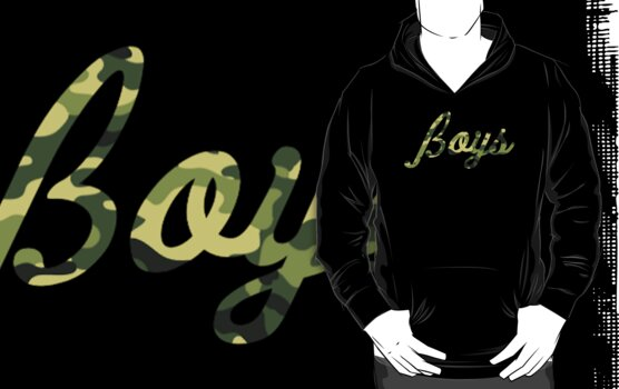 Jungle Fever Camo Script by BoysClothingCo