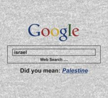Google Web Search Palestine by beone