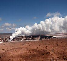 Halemau'ma'u Crater .2 by Alex Preiss